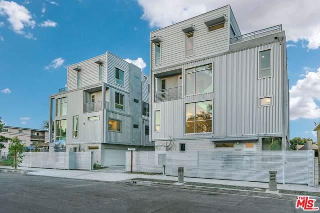 6021 N Beachwood Lane, Hollywood, CA 90038 (#20543440) :: Pacific Playa Realty