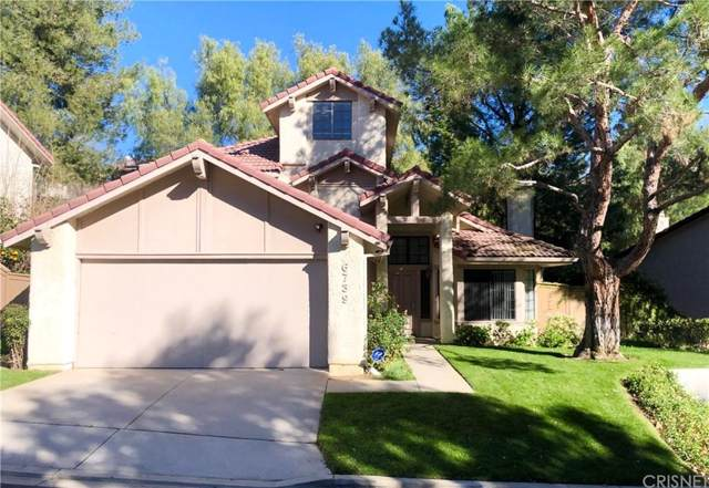 6739 Pheasant Lane, Oak Park, CA 91377 (#SR20008729) :: Lydia Gable Realty Group