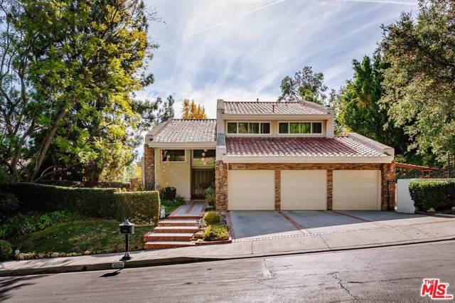 24710 Palermo Drive, Calabasas, CA 91302 (#20543210) :: Randy Plaice and Associates