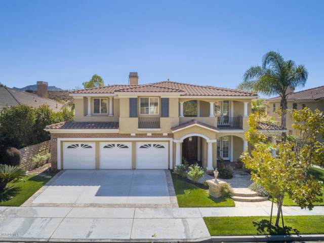 3276 Willow Canyon Street, Thousand Oaks, CA 91362 (#220000511) :: Lydia Gable Realty Group