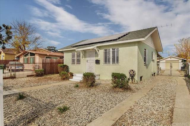 229 E 109TH Place, Los Angeles (City), CA 90061 (#SR20009702) :: Pacific Playa Realty