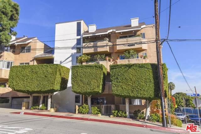 1010 Hammond Street #204, West Hollywood, CA 90069 (#20544114) :: Pacific Playa Realty