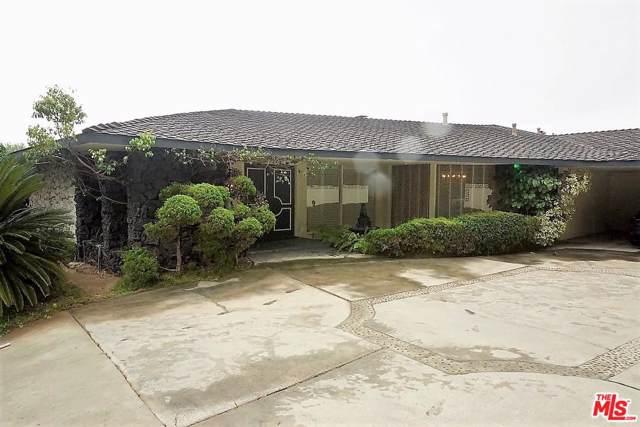 1499 Carla Ridge, Beverly Hills, CA 90210 (#20542922) :: Pacific Playa Realty