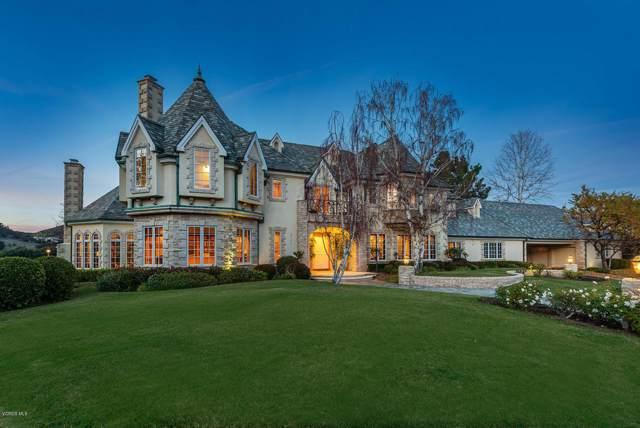 2731 Elderoak Road, Thousand Oaks, CA 91361 (#220000526) :: Lydia Gable Realty Group