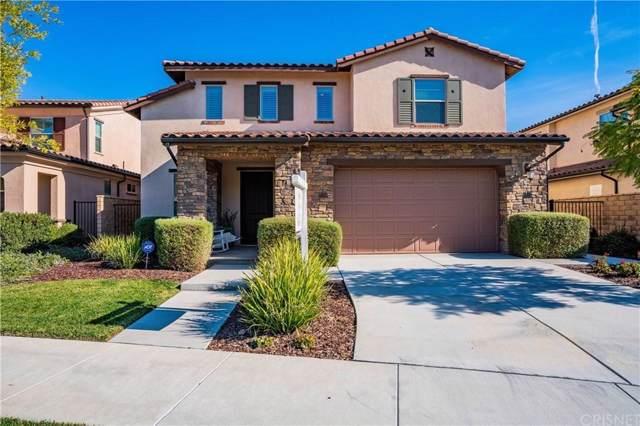 448 Bloomfield Place, Camarillo, CA 93012 (#SR20010145) :: Randy Plaice and Associates