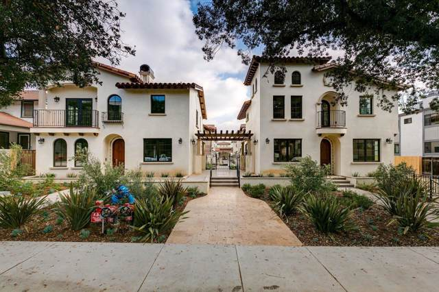 388 S Los Robles Avenue #206, Pasadena, CA 91101 (#820000197) :: The Parsons Team