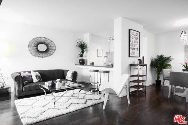 141 S Clark Drive #205, West Hollywood, CA 90048 (MLS #20543368) :: The Jelmberg Team