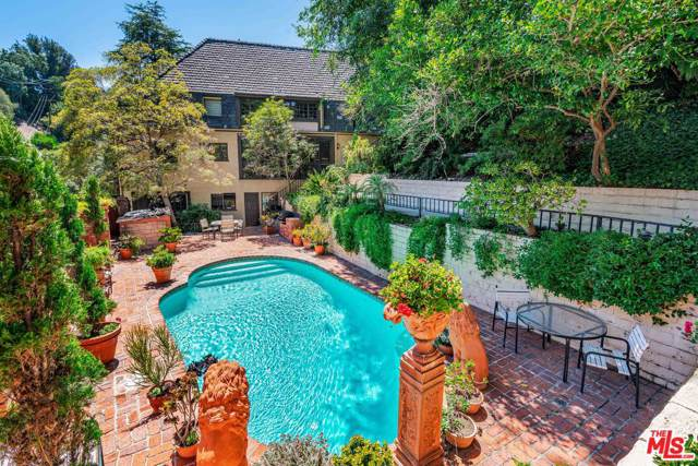 1423 Schuyler Road, Beverly Hills, CA 90210 (#20543980) :: Pacific Playa Realty