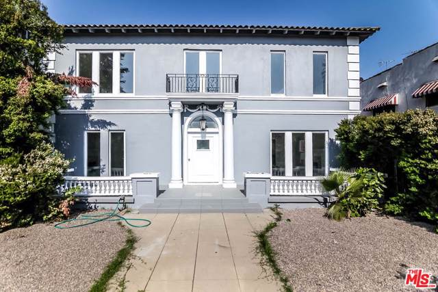 244 S Alexandria Ave, Los Angeles, CA 90004 (MLS #20-544276) :: The Sandi Phillips Team