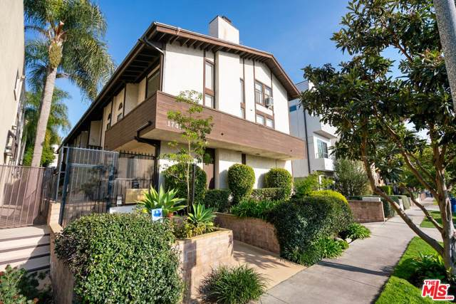 1742 Stoner Avenue #2, Los Angeles (City), CA 90025 (#20541892) :: Pacific Playa Realty
