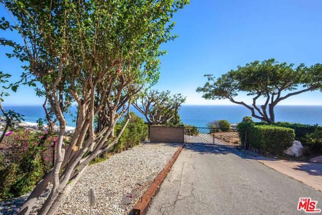 3909 Villa Costera, Malibu, CA 90265 (#20544064) :: Pacific Playa Realty