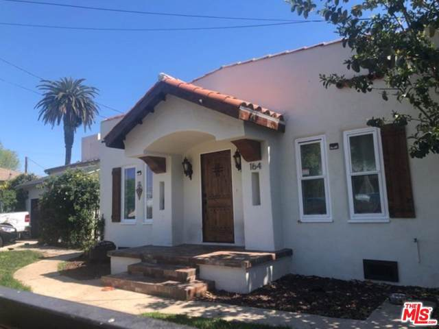 164 E Tamarack Avenue, Inglewood, CA 90301 (#20544380) :: Pacific Playa Realty