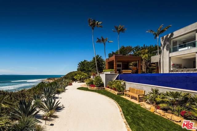 11846 Ellice Street, Malibu, CA 90265 (#20544326) :: Pacific Playa Realty