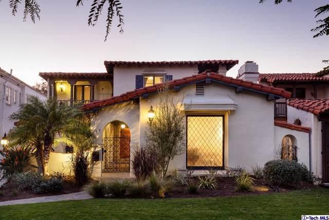 139 S Alta Vista Boulevard, Los Angeles (City), CA 90036 (#320000202) :: Randy Plaice and Associates