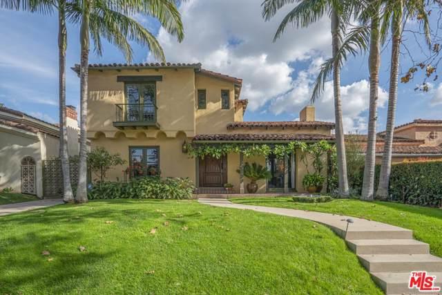 110 S Martel Avenue, Los Angeles (City), CA 90036 (#20542848) :: Randy Plaice and Associates