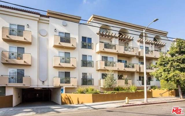 1353 N Fuller Avenue #206, Los Angeles (City), CA 90046 (#20544454) :: Lydia Gable Realty Group
