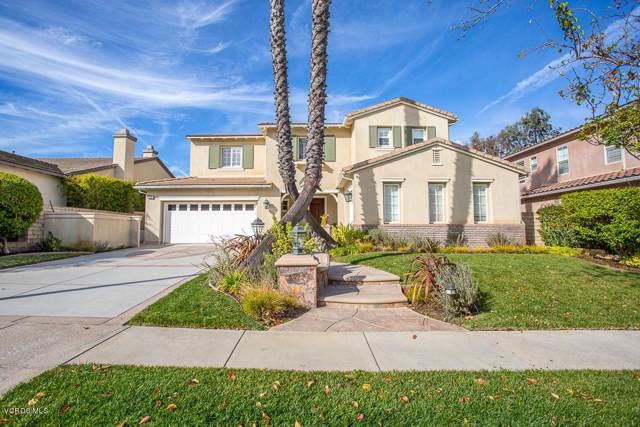 5235 Via Dolores, Newbury Park, CA 91320 (#220000569) :: The Pratt Group