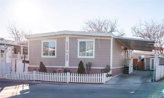 3524 E Avenue R #90, Palmdale, CA 93550 (#SR20010868) :: The Pratt Group
