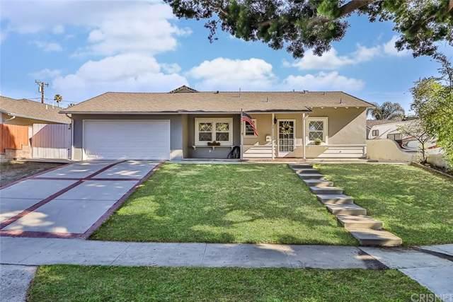 96 La Verne Avenue, Ventura, CA 93003 (#SR20010842) :: The Agency
