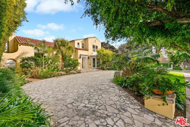 702 N Rodeo Drive, Beverly Hills, CA 90210 (#20542742) :: Pacific Playa Realty
