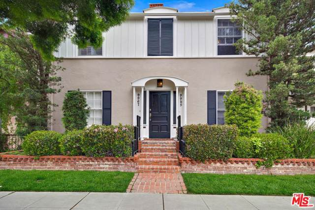 9965 Durant Drive, Beverly Hills, CA 90212 (#20544498) :: Pacific Playa Realty