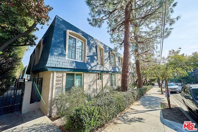 968 Larrabee Street #215, West Hollywood, CA 90069 (#20543904) :: The Pratt Group
