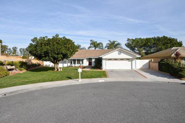 908 Winfield Street, Newbury Park, CA 91320 (#220000583) :: Pacific Playa Realty