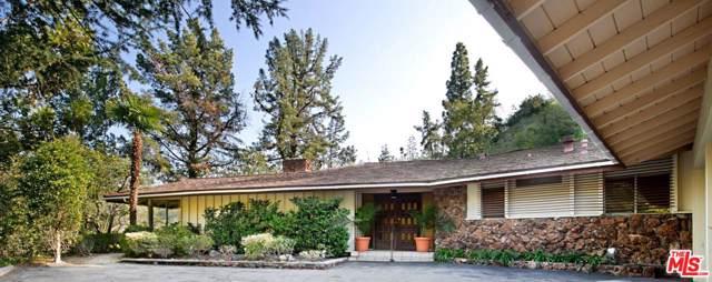 1675 Stone Canyon Road, Los Angeles (City), CA 90077 (#20544586) :: Randy Plaice and Associates