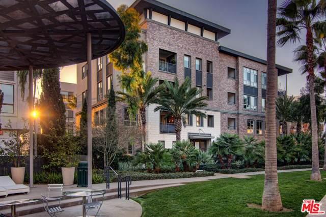 5848 Suncatcher Place #1, Playa Vista, CA 90094 (MLS #20544410) :: The Jelmberg Team
