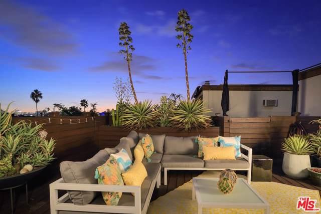 851 N Kings Road #304, West Hollywood, CA 90069 (#20544714) :: The Pratt Group
