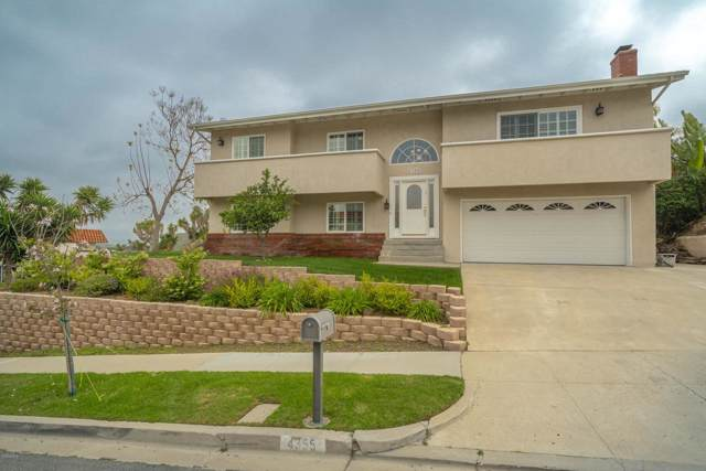 4355 Avenida Prado, Thousand Oaks, CA 91360 (#220000592) :: Lydia Gable Realty Group