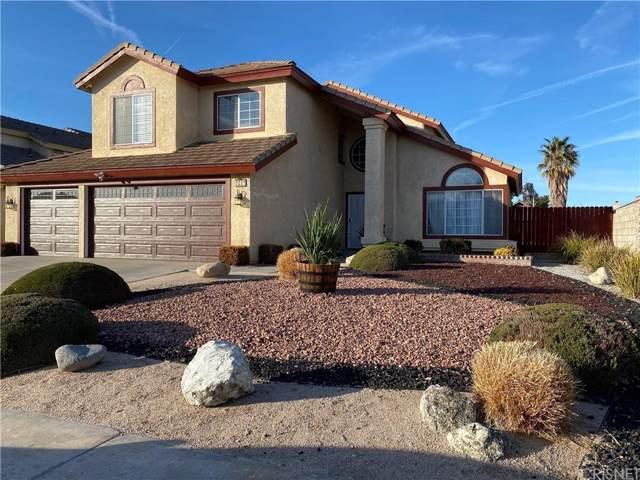 3227 Honeysuckle Avenue, Palmdale, CA 93550 (#SR20011517) :: The Pratt Group