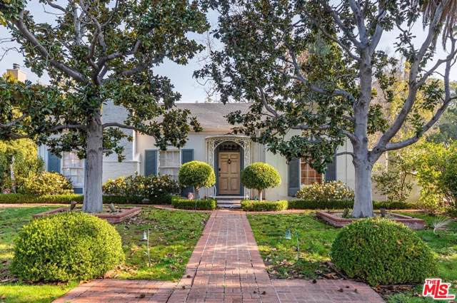 606 N Crescent Drive, Beverly Hills, CA 90210 (#20544734) :: Pacific Playa Realty
