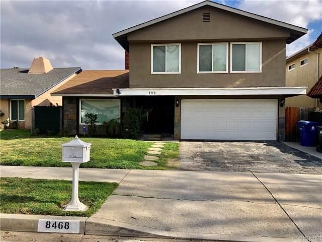 8468 Variel Avenue, Canoga Park, CA 91304 (#SR20010590) :: Lydia Gable Realty Group