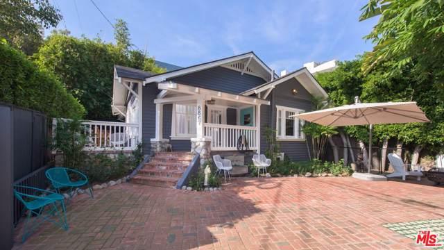 8867 Cynthia Street, West Hollywood, CA 90069 (#20544462) :: The Pratt Group