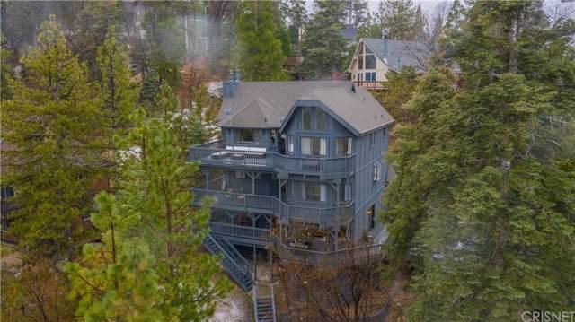 312 Grizzly Road, Lake Arrowhead, CA 92352 (#SR20001928) :: Randy Plaice and Associates