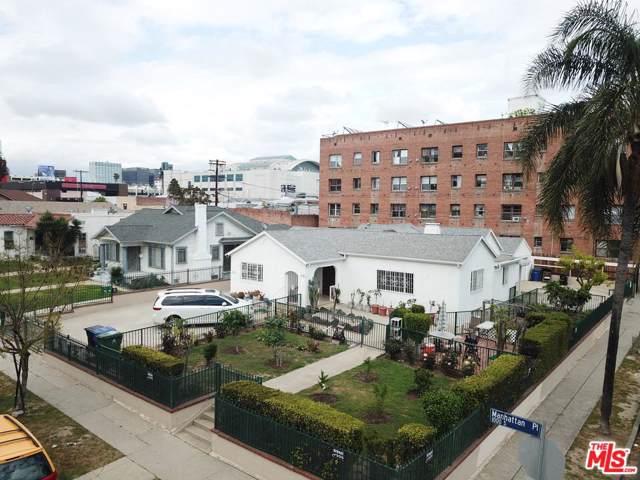 1056 S Manhattan Place, Los Angeles (City), CA 90019 (MLS #20-544950) :: Deirdre Coit and Associates