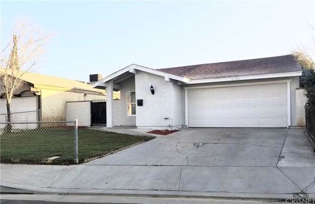 3106 E Avenue Q13, Palmdale, CA 93550 (#SR20011765) :: The Pratt Group