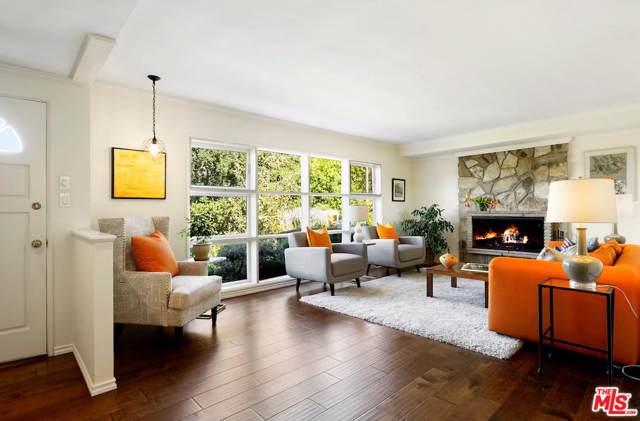 3366 Coy Drive, Sherman Oaks, CA 91423 (#20543540) :: The Pratt Group