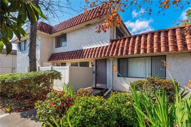 2856 Instone Court, Westlake Village, CA 91361 (#SR20011914) :: Pacific Playa Realty