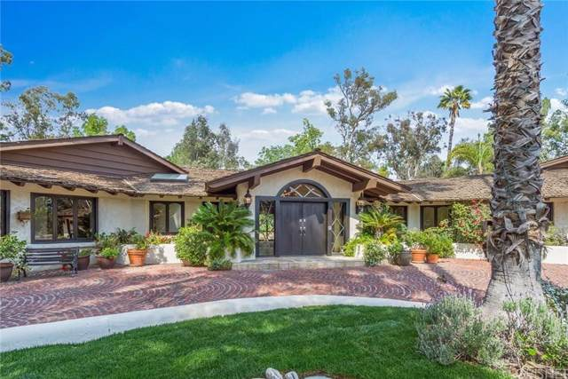 23847 Long Valley Road, Hidden Hills, CA 91302 (#SR20011146) :: Lydia Gable Realty Group