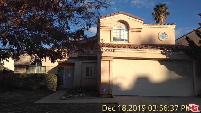37648 Nectarine Drive, Palmdale, CA 93550 (#20545058) :: The Pratt Group