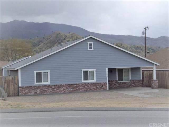 2832 Erskine Creek Road, Lake Isabella, CA 93240 (#SR20011738) :: The Suarez Team