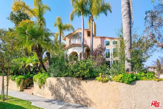 2223 Marine Street, Santa Monica, CA 90405 (#20544878) :: Pacific Playa Realty