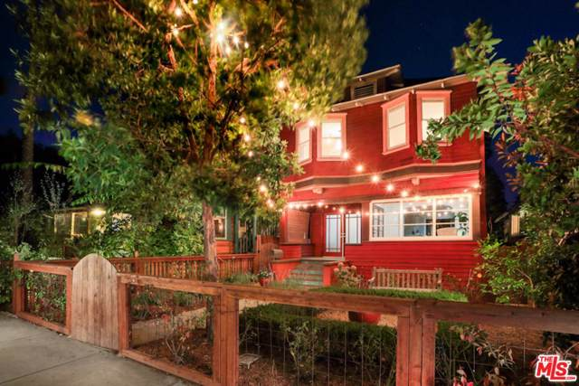 34 Park Avenue, Venice, CA 90291 (#20544500) :: Randy Plaice and Associates