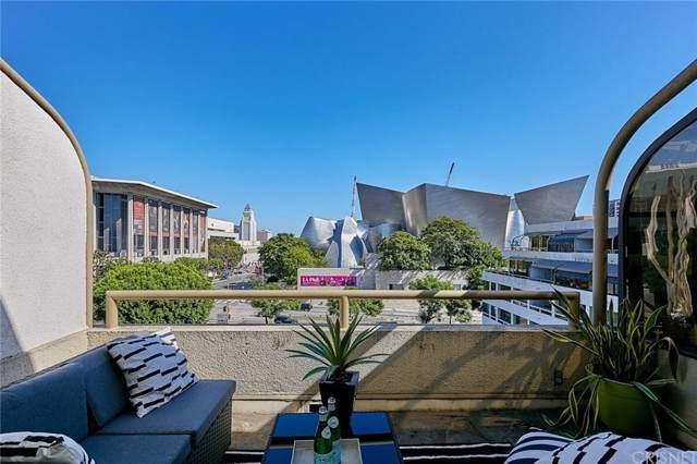 121 S Hope Street #609, Los Angeles (City), CA 90012 (#SR20012064) :: Pacific Playa Realty
