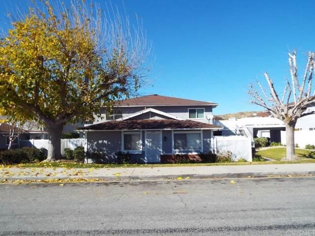 28019 Robin Avenue #185, Saugus, CA 91350 (#SR20011058) :: The Suarez Team