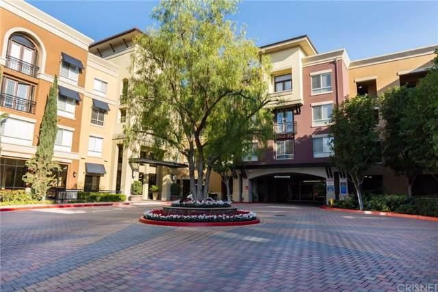 24585 Town Center Drive #4106, Valencia, CA 91355 (#SR20012058) :: The Suarez Team