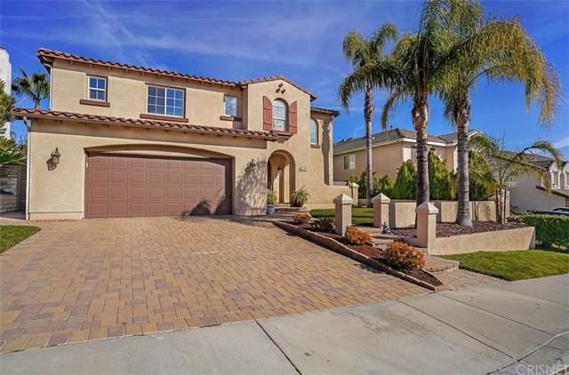 26525 Thackery Lane, Stevenson Ranch, CA 91381 (#SR20011115) :: Randy Plaice and Associates