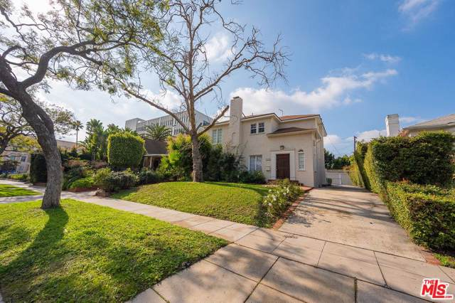109 N Oakhurst Drive, Beverly Hills, CA 90210 (#20545110) :: Pacific Playa Realty